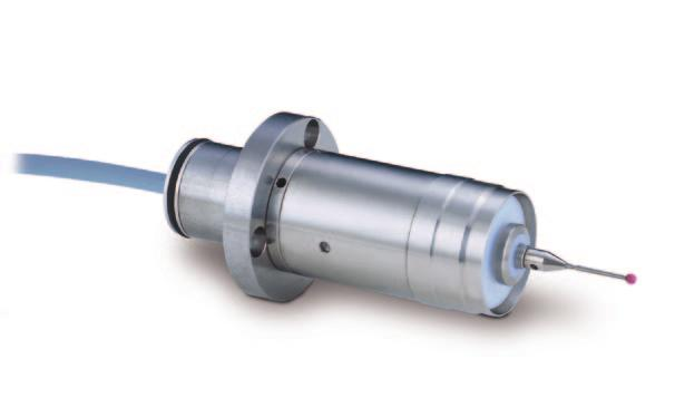interrupted surface parts - Accurate, reliable system ideal for CNC grinders - Reversible measuring direction (option) - Easy adjustment via dovetail mounting - Maximum measuring range : ± 2500 µm -