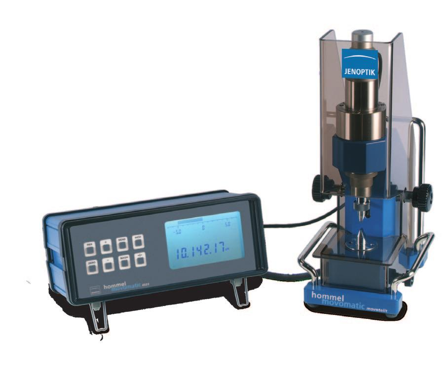4 N Measuring system Movotelit - Precision length measuring system - Measuring range : 0 to 30.1 mm (0 to 1.