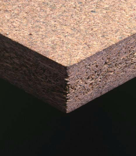 Particleboard HMR Particleboard HMR is a highly moisture resistant particleboard for use in areas of high humidity or areas where occasional wetting may occur.