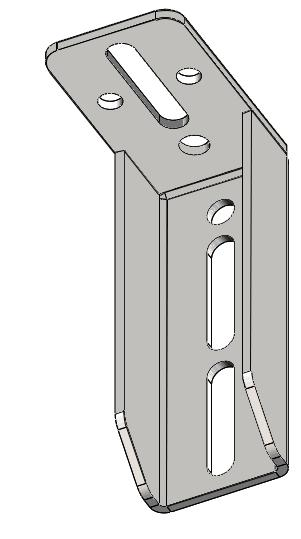 Check and level length and depth of cabinet. Jam Nut Loosen jam nut with supplied wrench and tighten to the locked position.