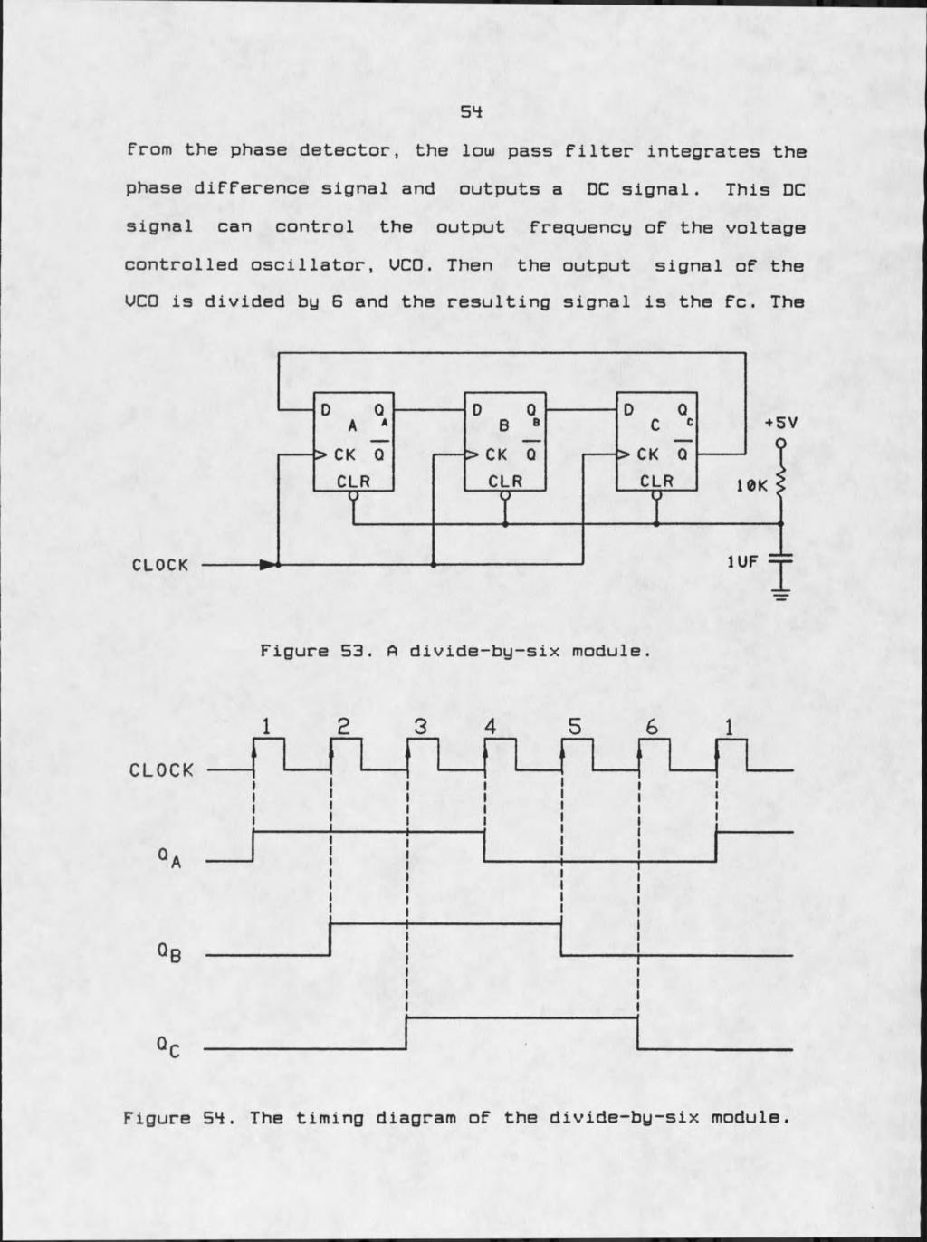 Firing Circuits For Three Phase Power Electronic Pdf Lm741 Simple Dc Amplifier Can Be Added To Afc Circuit Of Fm Tuner 54 From The Detector Low Pass Filter Integrates Difference Signal And