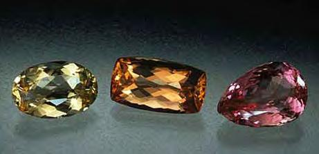 INTRODUCTION Topaz is the name for the mineral species that is number 8 on Mohs scale of hardness. There is some uncertainty regarding the name. Some say it comes from the Sanskrit word meaning fire.