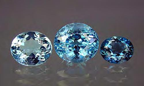 topaz, the most common variety seen in jewelry today, has been produced in such quantities that today it is generally available for $25/ ct. at retail for ring sizes.