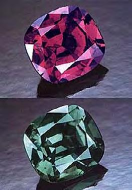 rarer? Presented here are ten of the rarest gemstones on Earth. 10. PAINITE In 2005, The Guinness Book of World Records called painite the world s rarest gemstone mineral.