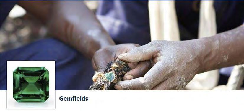 HOW GEMFIELDS PLANS TO BE THE DE BEERS OF GEMSTONES By Rob Bates, Senior Editor, JCK Magazine Posted on January 11, 2013; Reprinted with Permission Gemfields has been making a lot of waves lately,