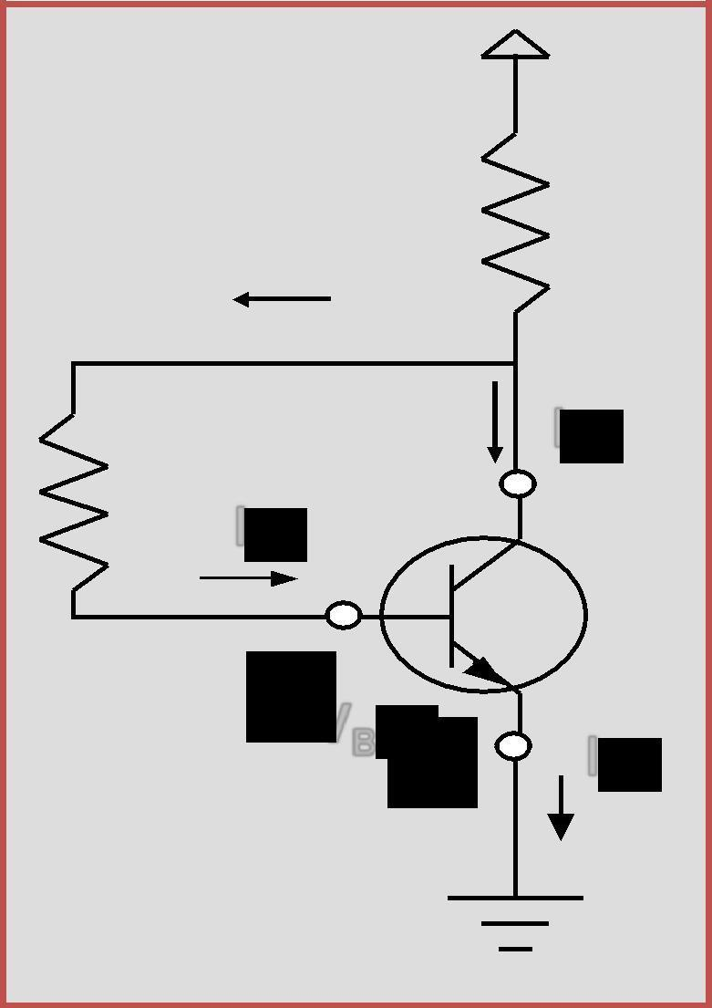Electronic Devices And Circuits Prepared By Mr N Ravi Teja Electric Circuitschapter1 Basic Concept The Collector To Base Bias Circuit Vcc I C R F B This Configuration Employs Negative