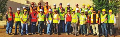 The OSHA 502 training is required to re-authorize instructors to teach the OSHA 10-hour and OSHA 30-hour construction safety courses.