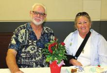 Local 500 honored married couple and 30-Year Gold Card recipients
