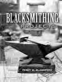 From the basics, such as shop layout, to detailed forging operations. Also gives a short history of blacksmithing. Easyto-follow directions. See page 56 & 57.