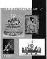BK981 Found Object Art, Spencer 240 pages, 8-1/2 x 11 (Hardcover) Inside are hundreds of examples showing trash transformed into fascinating sculpture, collages, furniture, jewelry, and clothing -