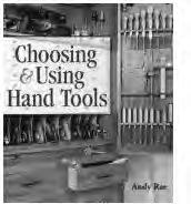 tool: vices and workbenches, marking and measuring tools, and hammers, screwdrivers, drills, files, chisels, planes, and saws.