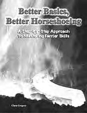 BOOKS HORSESHOEING HORSESHOEING BK676 5 Shoes, 1 Shoe Board, Gregory 24 pages, 8-1/2 x 11 (Pamphlet) Here s a practical step-by-step guide for building a shoe display board that will help you further