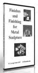 VIDEOS BLACKSMITHING DVD3 The Complete Metalsmith, McCreight Running Time: 80 minutes Tom McCreight demonstrates many of the basic techniques of jewelrymaking, including piercing, soldering, forging,