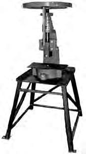 FLY PRESS ACCESSORIES & TOOLING Fly Press Accessories & Tooling Pieh Legacy Collection Pieh Tool Fly Press Stand PTFPST Fly Press Stand Our sturdy stand was designed by John Crouchet (DVD5 How to use