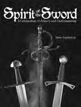 stones. BK829 Spirit of the Sword, Shackleford 240 Pages, 8-1/4 x 10-7/8 (Soft Cover) A Celebration of Artistry and Craftsmanship.