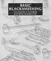 BK781 ABCs of Blacksmithing, The: Examples, Step-by-Step, Wolf 199 pages, 8 x 10 (Hardcover) Translated from the German version with updated information and tips!