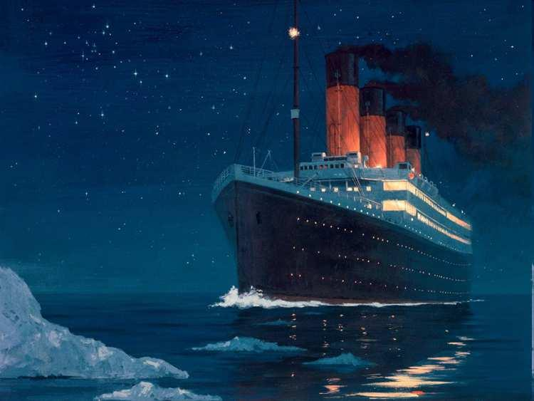 The 500 khz frequency: history (1) The TITANIC 100 years ago (April 14th, 1912 at 23:40) The TITANIC sent