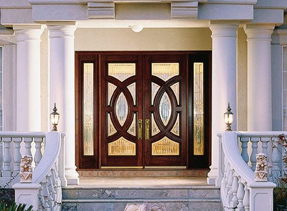 Thank you for selecting JELD-WEN products. Attached are JELD-WEN s recommended installation instructions for Custom Wood and Fiberglass Doors. Read these instructions thoroughly before beginning.
