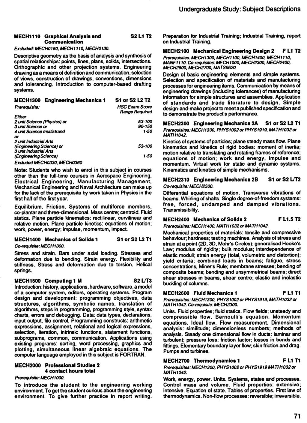 N O The University Of New South Wales Engineering 1992 Faculty Show Transcribed Image Text Draw Shear And Bendingmoment Diagrams Undergraduate Study Subject Descriptions Mech1110 Graphical Analysis Communication S2 Li T2 Excluded Mech0160