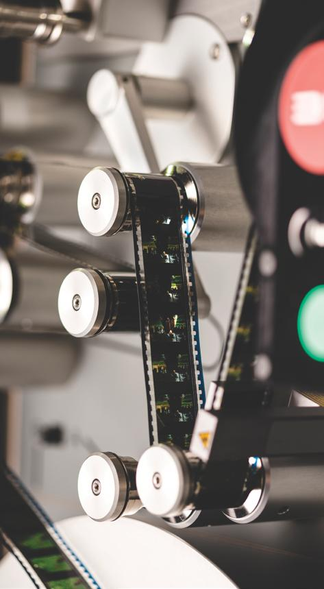 standing the test of time film scanner transport design Challenges of archive film material >>>