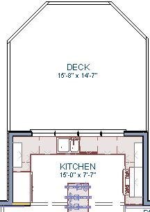 Home Designer Suite 2014 User s Guide Drawing Decks To draw a deck 1.