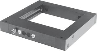 Frame through-beam sensors Contrinex photoelectric frame sensors are available in various sizes, and consequently suitable for a large range of applications.