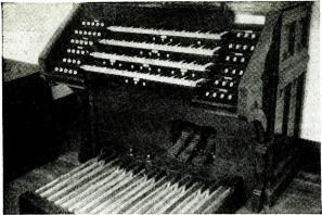 "iluild Your Own fxperimentfll ELECTRONIC ORGAN We believe that RADIO- CRAFT readers will be exceptionally interested in the following concise description of a practical and experimental ""Type """