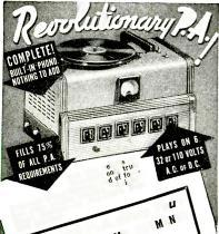 _ In www.americanradiohistory.com 552 ALLIED RADIO CORPORATION 833 W. Jackson Blvd., Dept.2 -CB -0 Chicago. Illinois O Rosh me your FREE 204 -page Catalog Systems and complete radio supplies.