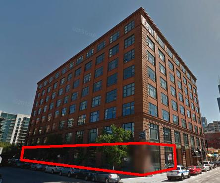 LEASE OVERVIEWVIEW AVAILABLE SF: LEASE RATE: 4,972-6,600 SF $40.