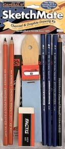 Pencils General Pencil Company s Best Sellers! General s Layout Pencil List: 9.00/dz 555 1 dz: 5.85, 12-71 dz: 5.40, 72+ dz: 5.21 39 General s Sketch & Wash List: 16.