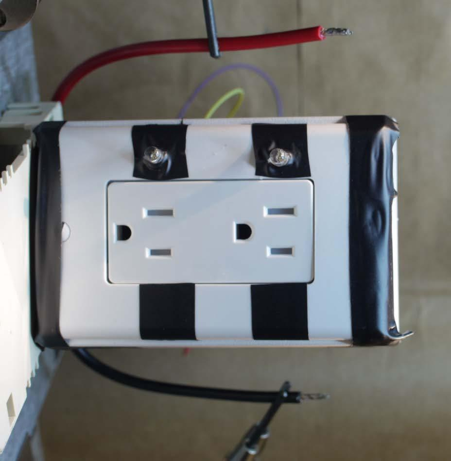 Smart Dc Wall Plug Design For The House Project A Thesis Lm2575 Simple Switcher 1a Step Down Voltage Regulator Figure 5 26