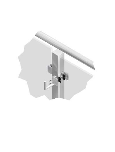stainless offset brackets 22 Min 180 Min 60 8-13.52 toughened or toughened laminated glass (dependent upon AS1170 load, span and location).