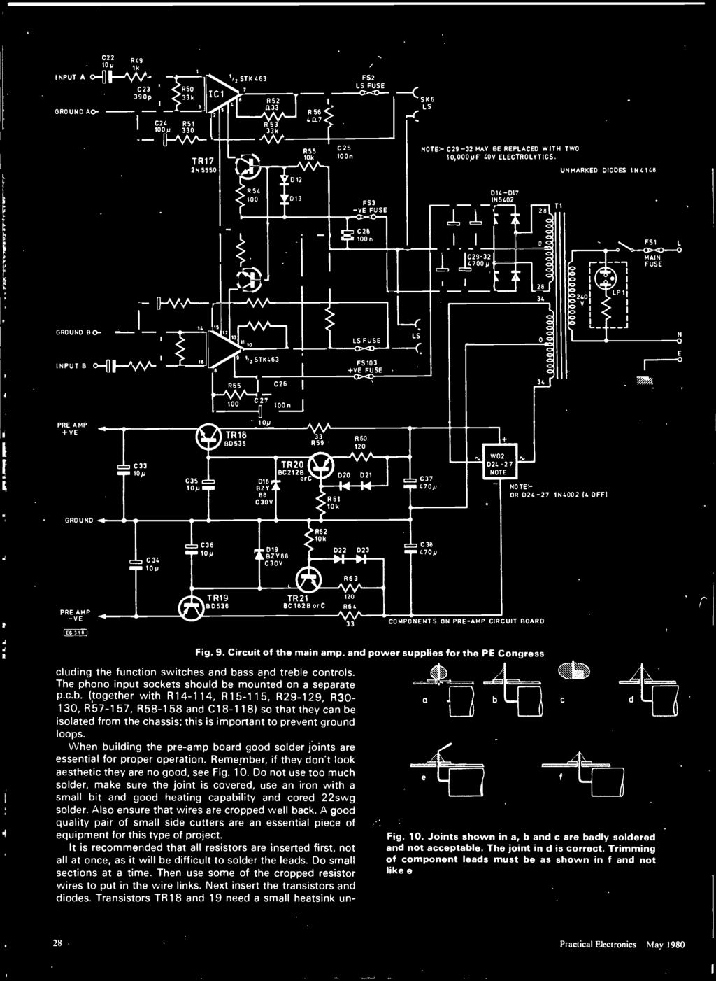 Build Understand And Program Your Own Computer For Only A Small Viscount Caravan Wiring Diagram M 88 C306 Tr20 Bc2126 Orc 33 R59 R61 10k R 60 120 D20 021 14