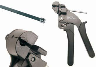 201 /201 Pliers for Self-Locking Metal Bands - for tightening of self-locking metal bands installed