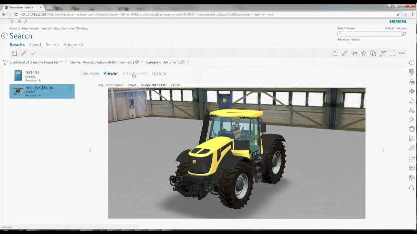 Virtual Reality in PL Applications Teamcenter Visualization Focus on Design Review use cases Leverage