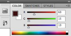 3. Palettes Below is the description of the most commonly used palettes in Adobe Photoshop CS5.