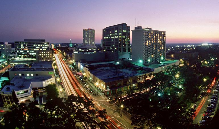 The city is also known for its large number of law firms, lobbying organizations, trade associations and professional associations; including the Florida Bar and the Florida Chamber of Commerce.