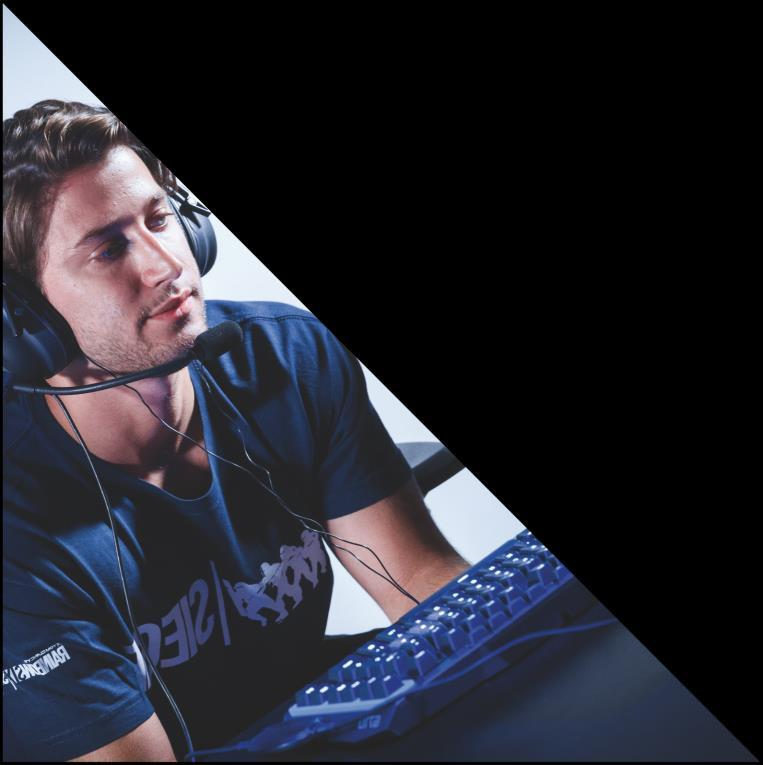ESPORTS 2016 INTRO ESPORTS AWARENESS Gamers who have heard of esports, including both the group of gamers who are aware of esports