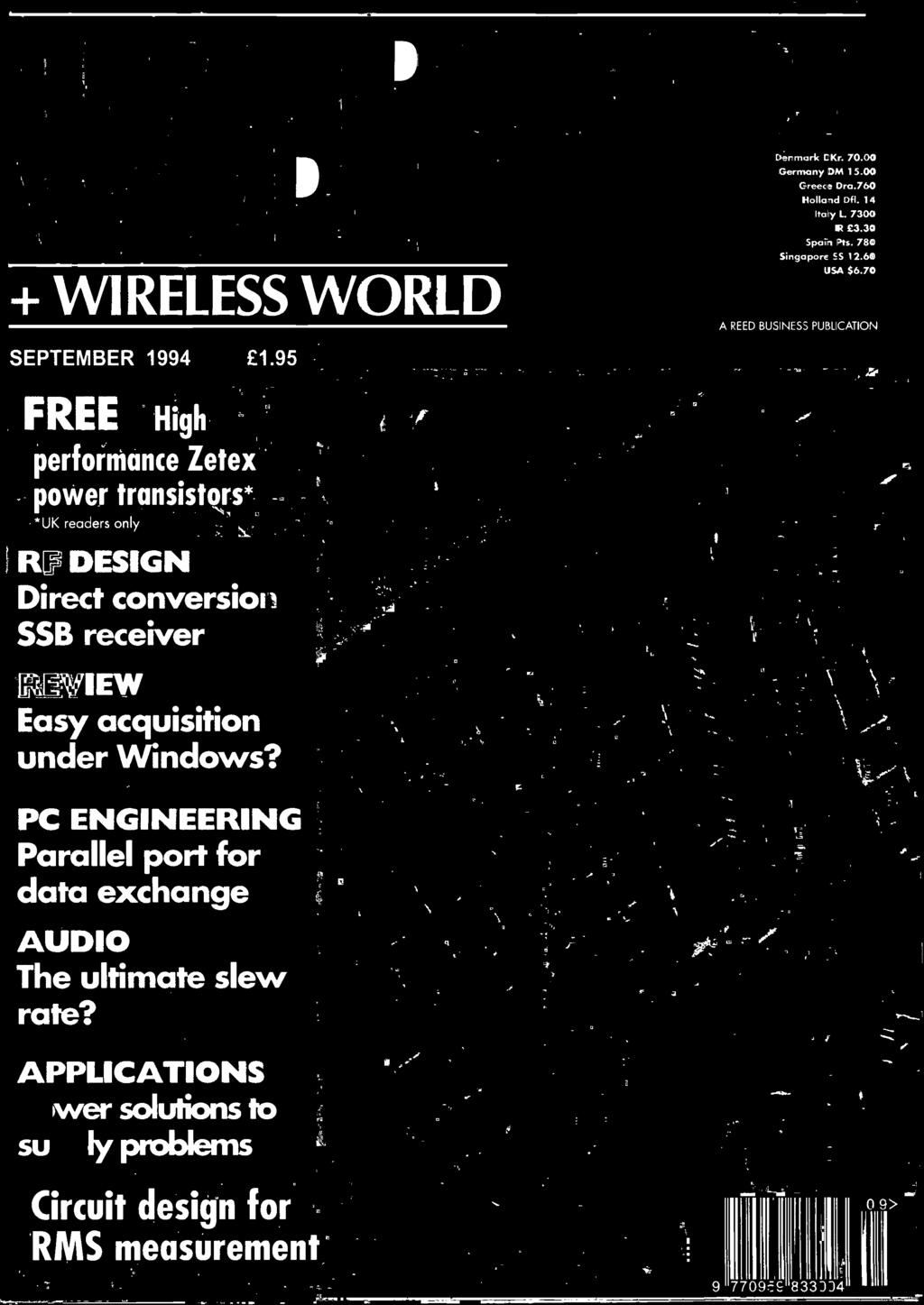 World Wirfi Fcc Pdf Lm123cellphonechargercircuitpng Conversion Ssb Receiver Review Easy Acquisition Under Windows