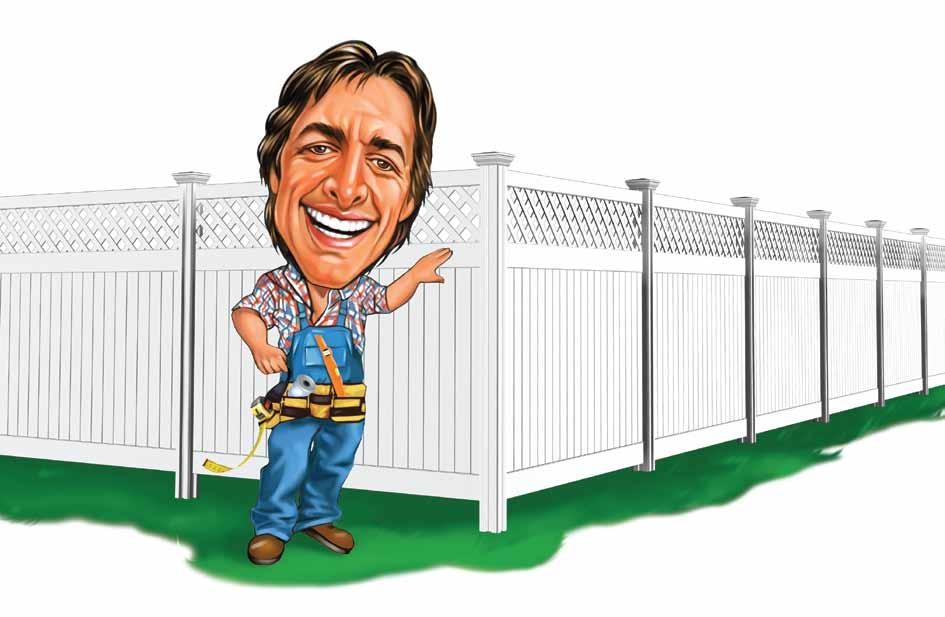 Curious George Vinyl Fence REALLY Important stuff to know about installing your