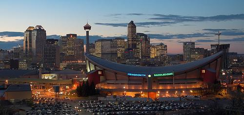 Calgary, Alberta Population 1 Million University of Calgary 42 Years Old The