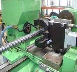 Procedure of Screw Flight Cutting (There
