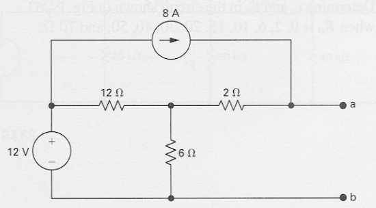 Procedure to Find R Th 1. Turn off ll independent sources in originl circuit. Dependent source should e left s is. 2. Apply test voltge v test source etween terminls nd.
