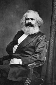 Karl Marx (1818 1883) German philosopher & economist Wrote The Communist Manifesto in which he described society being made up of two classes Proletariat labour force