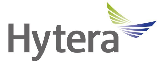 Hytera DMR Conventional Series Release Notes DMR Conventional Software Version: 6.