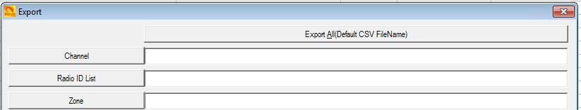In the.csv format you can paste all or your required Talk Groups from the DMR-MARC website into the spread sheet.
