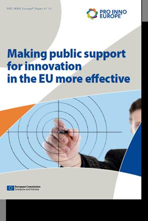 What enterprises think of public innovation support Only 1/3 of enterprises are satisfied with public support The type of measures do not correspond to their needs. What do they need?