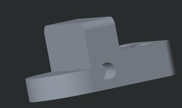 Cut the Back Arc in half so it only extrudes solid material into air (See Option 2 from previous page when building arc) Option 2: Reorder Model Tree: by