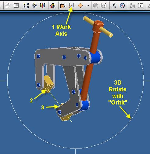 8.12 An Inventor Clamp assembly is illustrated above. 8.