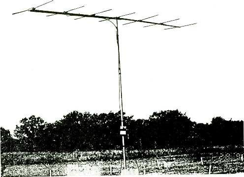 an antenna which is long or high or both. Actually, nothing could be farther from the truth.